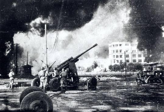День воинской славы России. Сталинградская битва.
